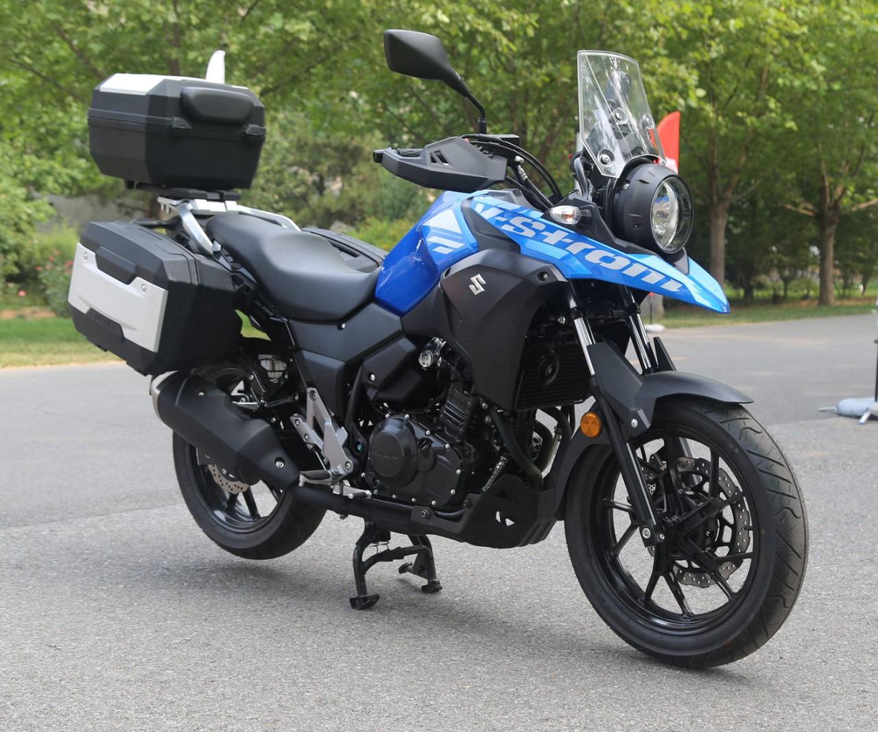 表情 细说豪爵铃木gw250f和dl250之间有哪些差异 豪爵铃木摩托车 导购  表情