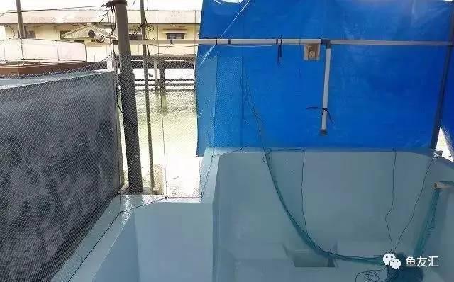 鱼塘拔管排水设计图