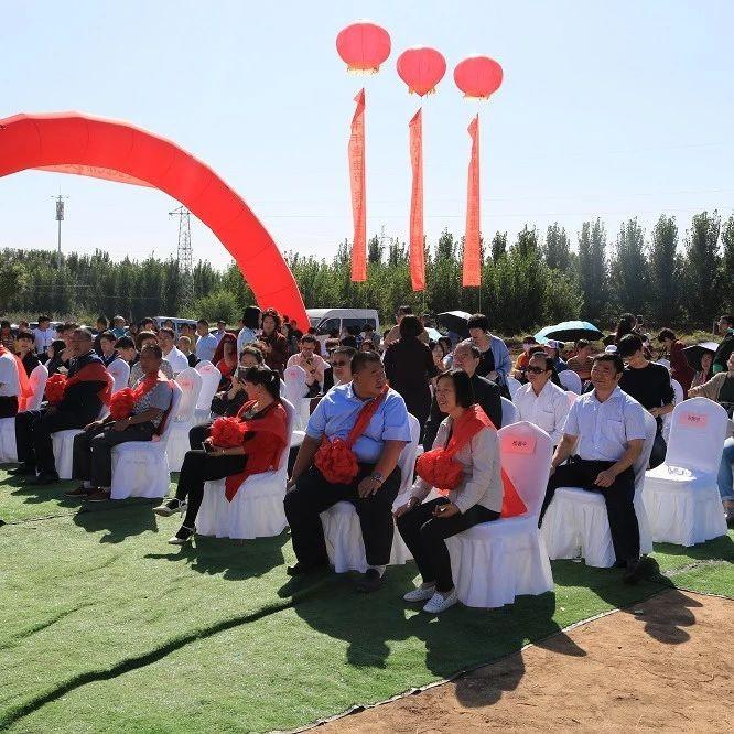 这个中国农民丰收节,种子行业唯一!热热闹闹的,就在河北固安